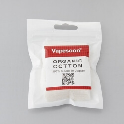 Vapesoon Organic Cotton
