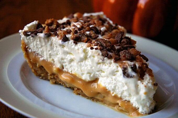 Пирог со сливками рецепт с фото